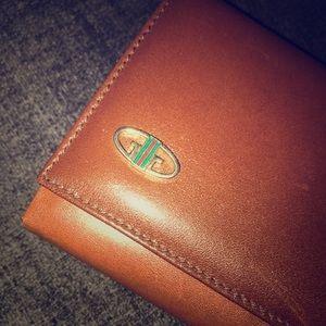 Handbags - Vintage Italian Leather Wallet